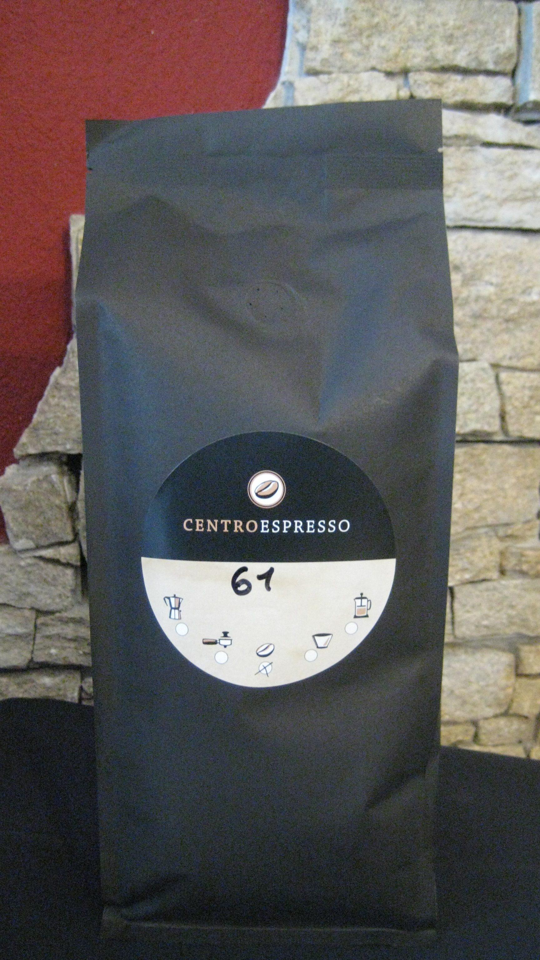 Centro Espresso 61 Bio