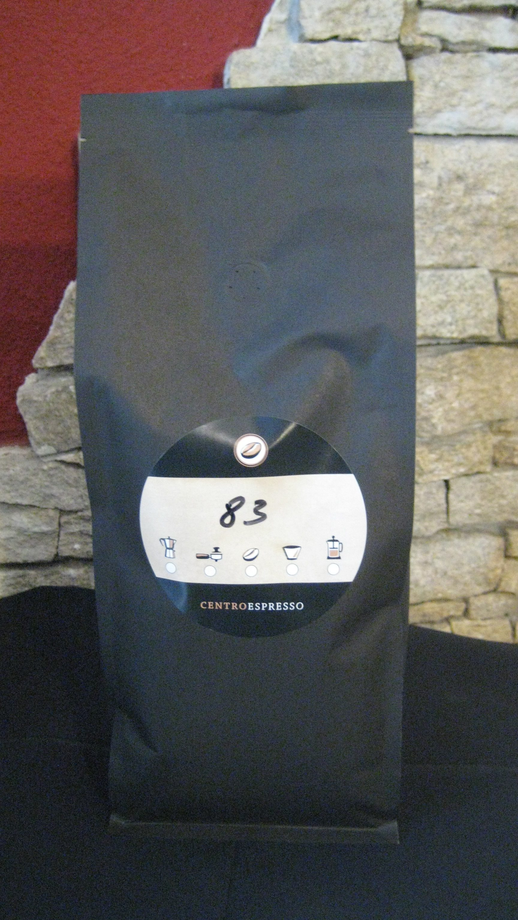 Centro Espresso 83 Bio